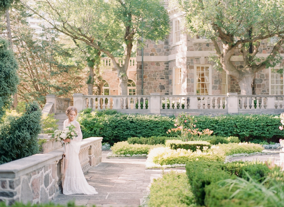Graydon Hall Manor Wedding Inspiration - Vasia Photography